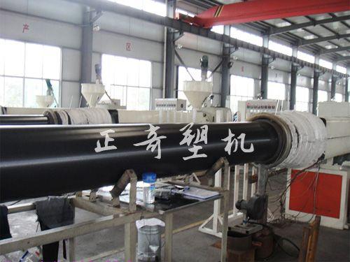 UHMWPE超高分子量聚乙烯管材生产线