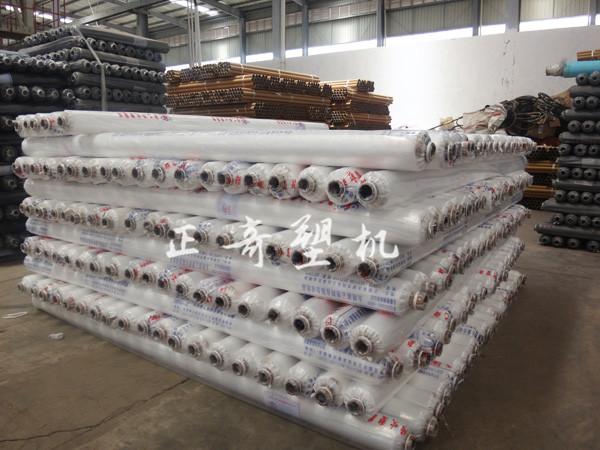 山东正奇塑料机械有限公司全自动地膜吹膜机
